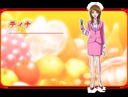 Tina Anime Design