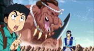 Komatsu's Melk imagination anime