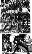 Starjun withstanding 50 Ren Kugi Punch