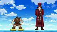 Zaus and Zonge as combo
