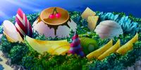 Isla Gourmet (Anime)