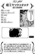 Yamatako Orochi's data