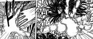 Starjun using Hitate to stop Fork Kugi Punch