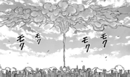 Four Beast's green cloud