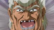 Jirou yells at Teppei