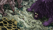 GW Beasts surround Ichiryuu
