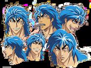 Toriko's Expressions