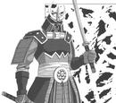 Armadura do Samurai de Sangue