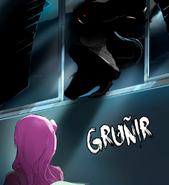 Yuri entra por la ventana de Repellista