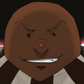 Sr Topo retrato