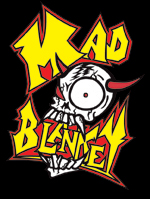 MAD BLANKEY logo
