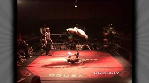 """DGUSA """"Way Of The Ronin 2011"""" DVD Trailer - Historic Tag Team Main Event"""