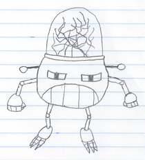 Shockbot Kranos