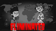 Felix and Scarlett RR eliminated