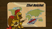 Chef Hatchet WT