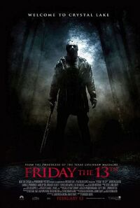 Friday the 13th (2009 film) poster