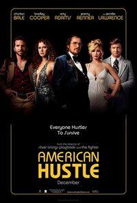 American Hustle (2013) poster