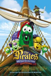 The Pirates Who Don't Do Anything A Veggie Tales Movie poster