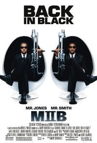Men in Black 2 poster