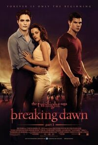 The Twilight Saga Breaking Dawn – Part 1