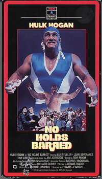 No Holds Barred (1989) poster