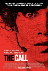 The Call (2013) poster