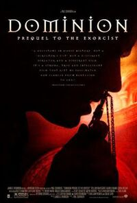 Dominion Prequel to the Exorcist poster