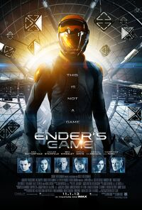 Enders Game poster