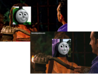 Percy and Rosie Double Quit