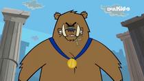 Greece bear monster challenge