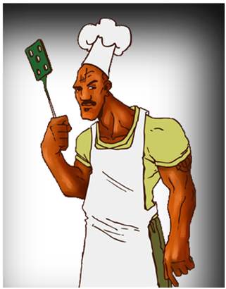 Total Drama Big Brother- Chef Picture