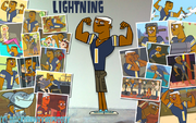 Total drama pix wallpaper lightning by quickdrawdynophooey-d6lr4l9