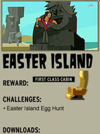 Episode info74 easter island