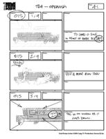 Total Drama Action theme song storyboard (43)