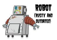 Robot Promo