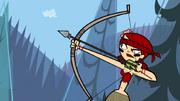 Zoey arrow