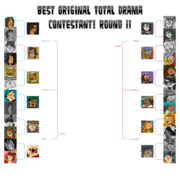Best TD Original Castmate Round II