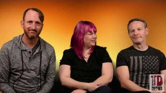 Total Drama Fandom Questions Answered by Christine, Terry, and Christian Pt 2