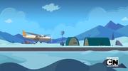 Plane in TRR