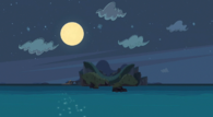 Pahkitew Island Night