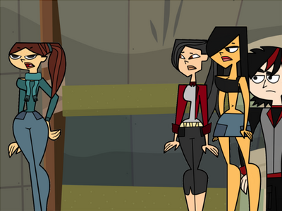 Total Drama Lab Rats - Chapter 1 Scene