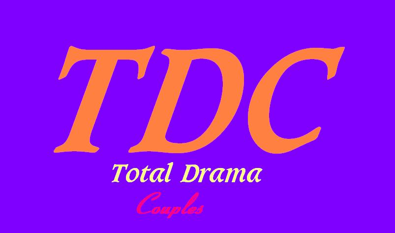 SaveMeBarry Presents Total Drama Couples