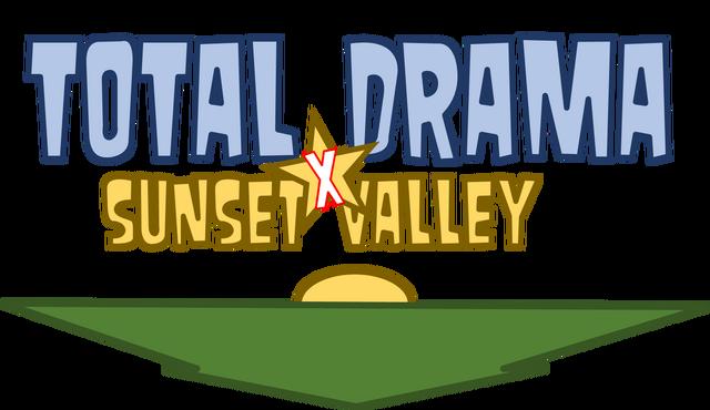 File:Total Drama Sunset Valey Logo.png