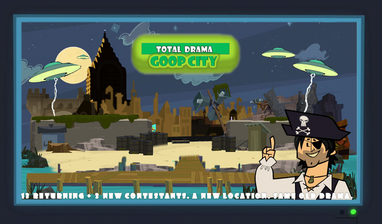 Total Drama Goop City Updated
