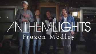 Frozen Medley Anthem Lights Mashup