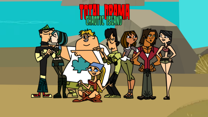 Totla Drama Chaotic Island Contestants (1)