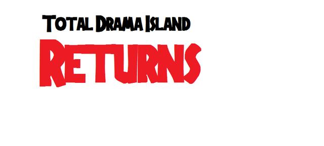 image total drama island returns logopng total drama