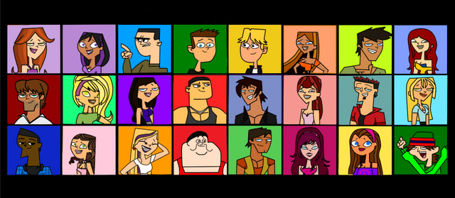 File:Total Drama On Deck casts.png