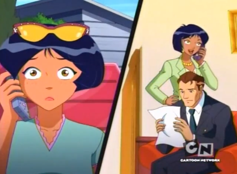 Image alex 39 s parents called from england png totally spies wiki fandom powered by wikia - Totally spies alex ...