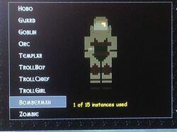 Bomberman NPC